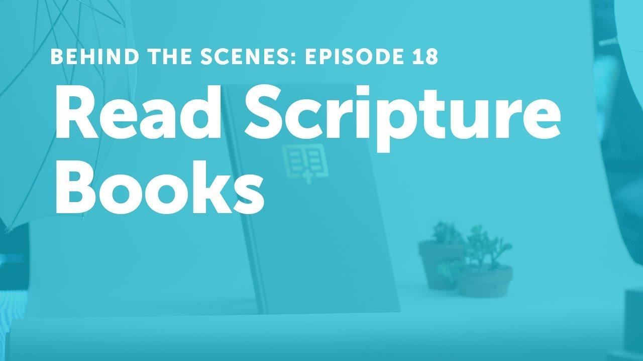 BTS 18: Read Scripture Books