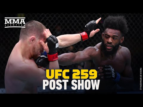 UFC 259: Blachowicz vs. Adesanya Post Show LIVE Stream - MMA Fighting
