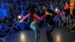 Bachata sensual fusion - Daniel & Desiree - social