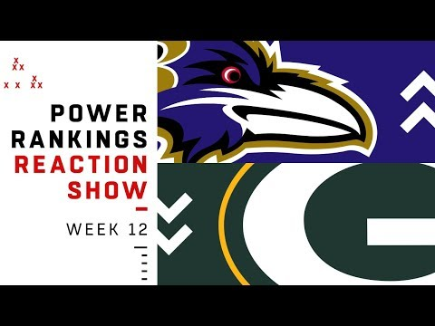 NFL Power Rankings Week 12 Reaction Show: What Did We Learn About the Rams?   NFL Network