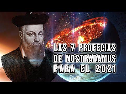 7 PROFECIAS De Nostradamus Para El 2021, El DoQmentalista