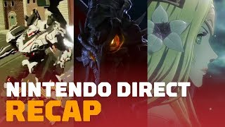Nintendo's E3 Direct in 2 Minutes - E3 2018