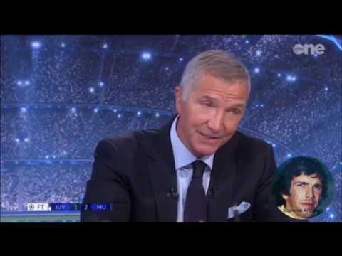 Graeme Souness Mourinho always has to make it about him, he should've celebrated with his staff