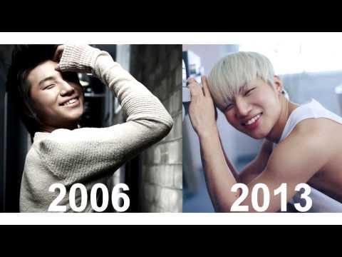 Daesung ║ Try Smiling [2006 vs 2013]