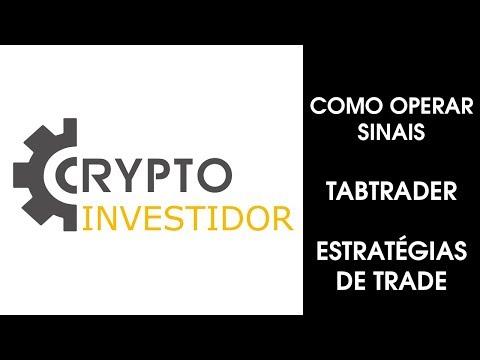 Como operar Cripto Sinais - Estratégias de Trade de Criptomoedas, TABTRADER