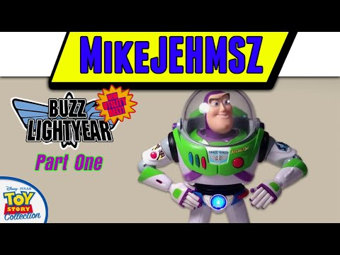 My Toy Story Collection Buzz Lightyear With Utility Belt By Toystoryboy5
