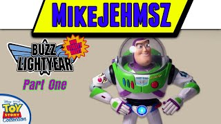 Toy Story Collection: Utility Belt Buzz Lightyear Figure Review Part 1