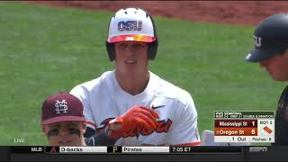 Adley Rutschman's 17 Hits in the College World Series