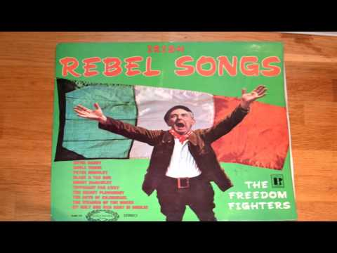 Irish Rebel Songs 🍀 The Freedom Fighters [vlog]