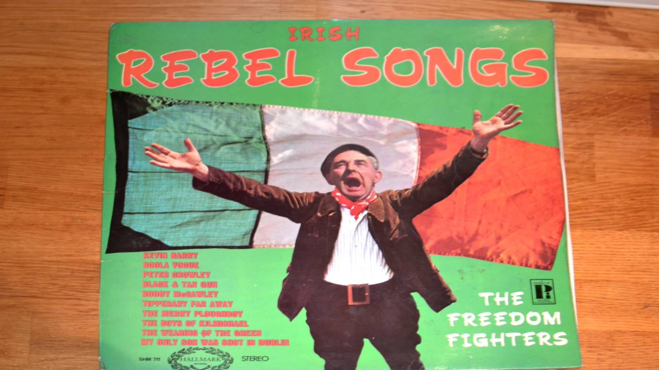 Irish Rebel Songs 🍀 The Freedom Fighters Vlog Youtube