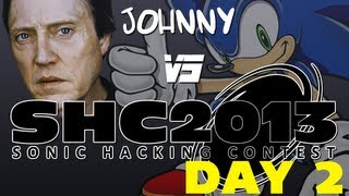 Johnny vs. SHC 2013 (Day 2)