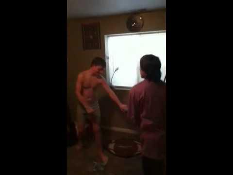 Bridger being gay