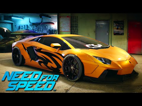 need for speed 2015 comprei a lamborghini aventador 15. Black Bedroom Furniture Sets. Home Design Ideas