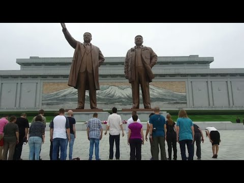 Last chance to see North Korea for US tourists
