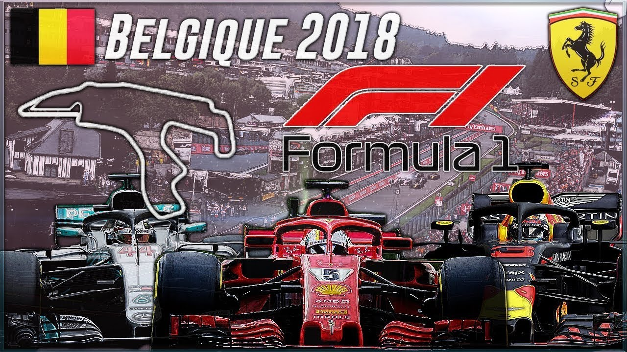 grand prix de belgique 2018 spa francorchamps youtube. Black Bedroom Furniture Sets. Home Design Ideas
