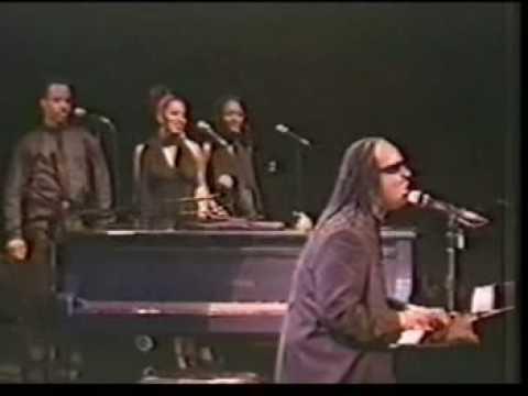 Stevie Wonder - Natural Wonder - 06 - Rocket Love.mpg