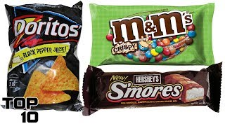 Top 10 Discontinued Food Items We All Miss - Part 9