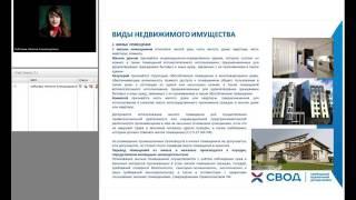 видео Оценка бизнеса - Особенности рынка недвижимости