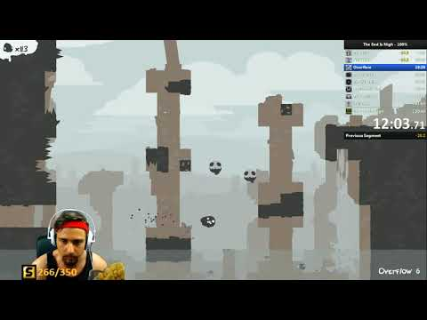 SpeedRun The End is Nigh 100% - 2:34:39