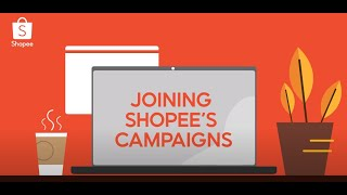Shopee Seller Education: Participating in campaigns