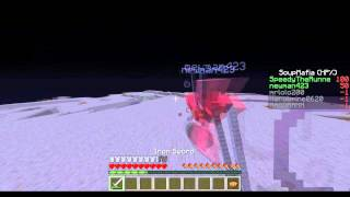 mcpvp hg 1v1 newman423 behind the back 360 no scope