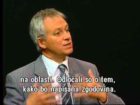 Slovenia 1945 TV Interview