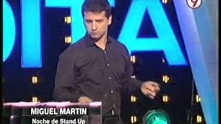 """Miguel Martin (en """"Bendita Tv"""")  COMPLETO 8-11-2013"""