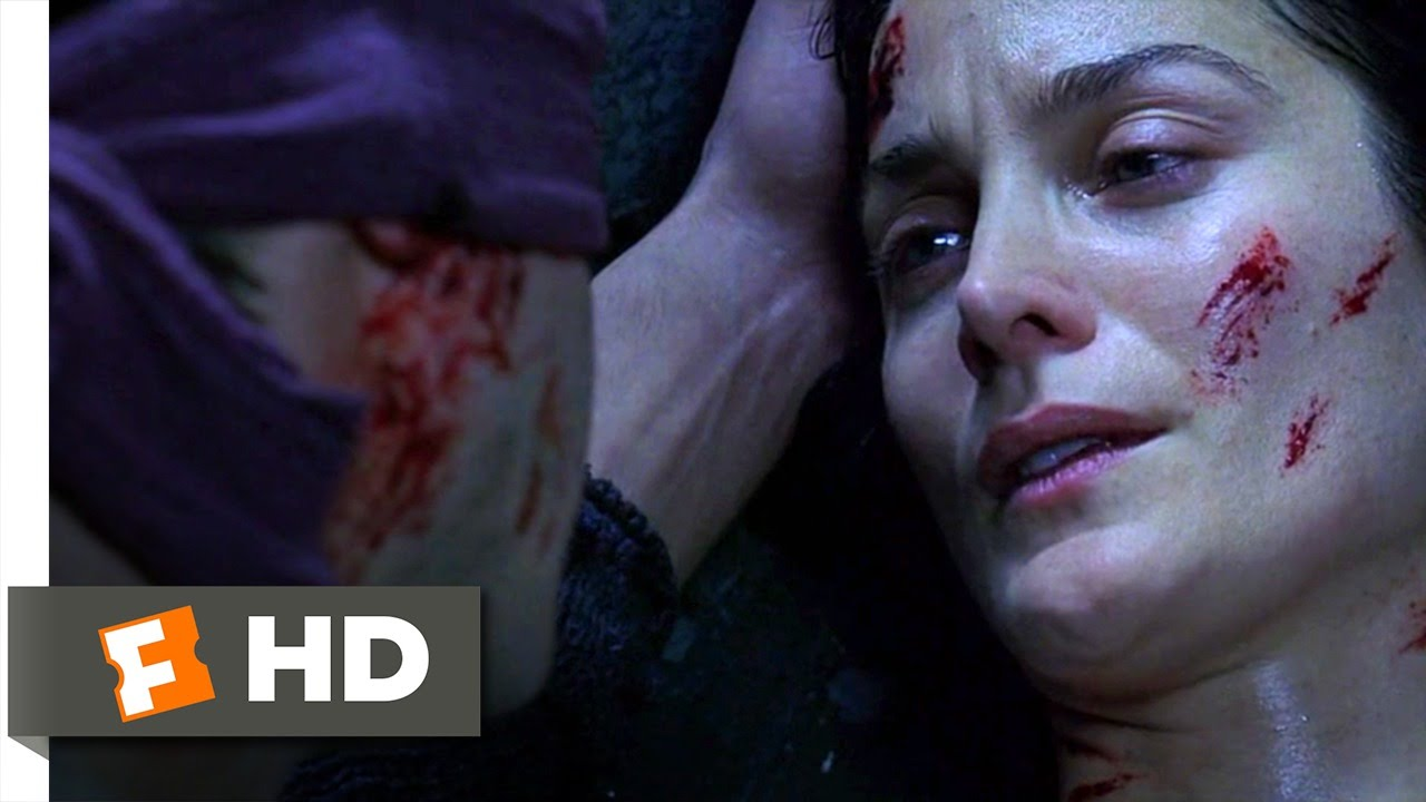 The Matrix Revolutions (3/5) Movie CLIP - Last Kiss (2003) HD