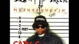 Eazy E - 06 - Nuts on your chin