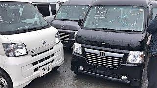 Авторынок «Зелёный Угол» Автобус ЗА 300 Тысяч!  Купили Honda Vamos Hobio Подписчику!