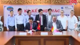 Lilama 2- Lễ ký kết hợp tác Đào tạo và xuất khẩu lao động kỹ thuật viên sang làm việc tại CHLB Đức