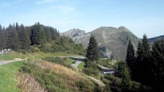 rally mont blanc 2011 col de la joux vert 1