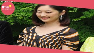 女優の常盤貴子(45)が23日、都内で開催された「フランス映画祭2...