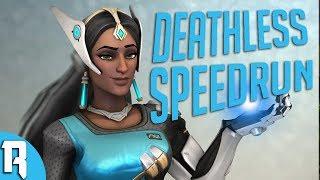 Symmetra Deathless Speedrun