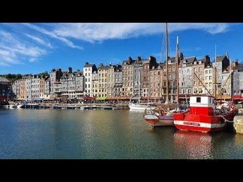 Honfleur & Deauville   (Normandie )France  Oneplus7pro 4k vidéo..