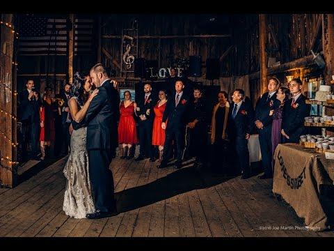 Kati & Derek | Tumbledown Farms Wedding Venue | New Hampshire Wedding Photographer