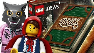 LEGO Ideas 2018 Pop-Up Book - Another GREAT Ideas set!