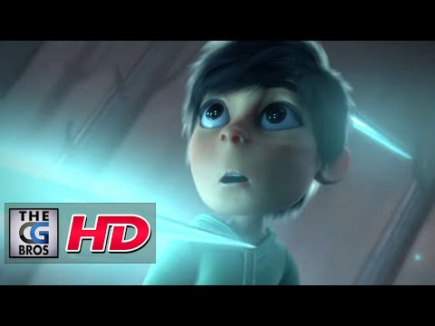 "Award Winning CGI 3D Animated Short Film: ""Monsters In The Dark"" - by Apollonia Thomaier 