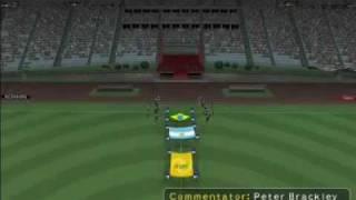 Pro Evolution Soccer 3 (Argentina vs Brasil)