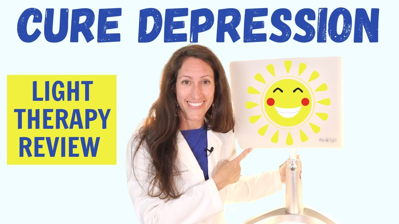 How to Cure Depression | Seasonal Affective Disorder Light Therapy Tips
