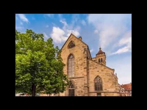 Zeitraffer Shorties: Esslingen St. Dionys Kirche 01 [HD]