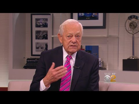 Bob Schieffer's 'Overload' Looks At Modern News Cycle