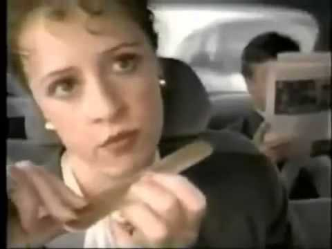 Meow Mix Commercial Car 1997
