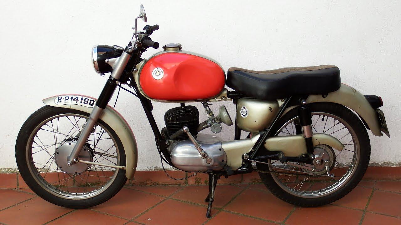 classic bikes bultaco tralla