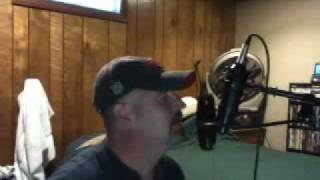 "Singing along to  ""What Do You Want"" by Jerrod Niemann  .wmv"