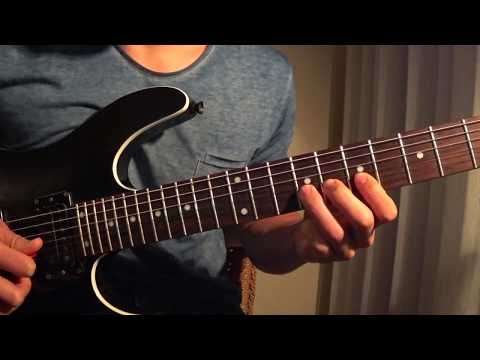 Comfortably Numb (solo cover)