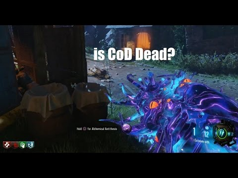 Is the CoD Population / Viewership Dead ? - Commentary + on the Current State of Call of Duty BO3