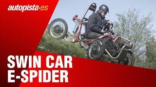 Swincar E-Spider, el todo terreno eléctrico más revolucionario