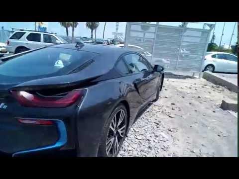 האחרון BMW i8 in Tiberias - Israel / ב.מ.וו i8 בטבריה - YouTube SY-58