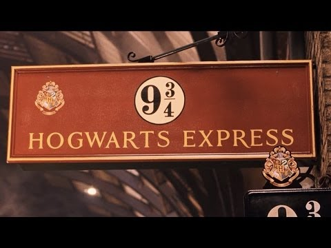Hogwarts Express - Behind the Scenes   Universal Orlando